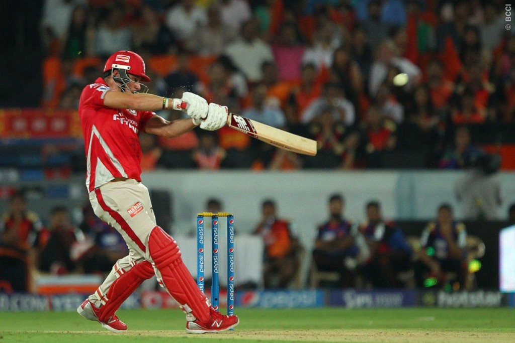 Miller's fifty can't save KXIP
