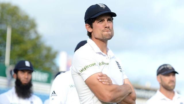 England suffer triple strike