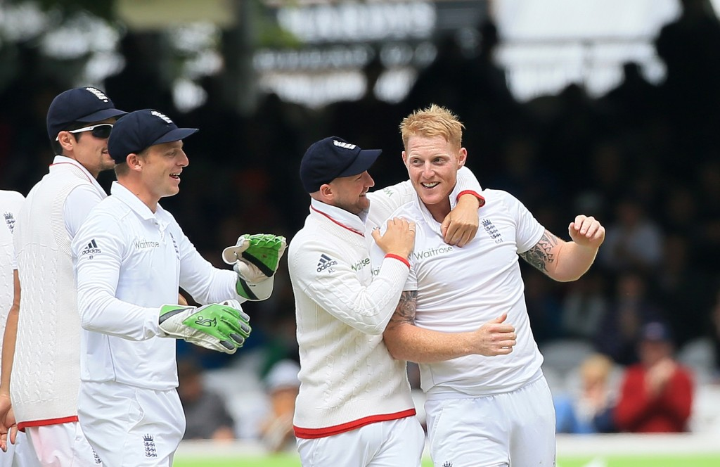 Stokes inspires England victory