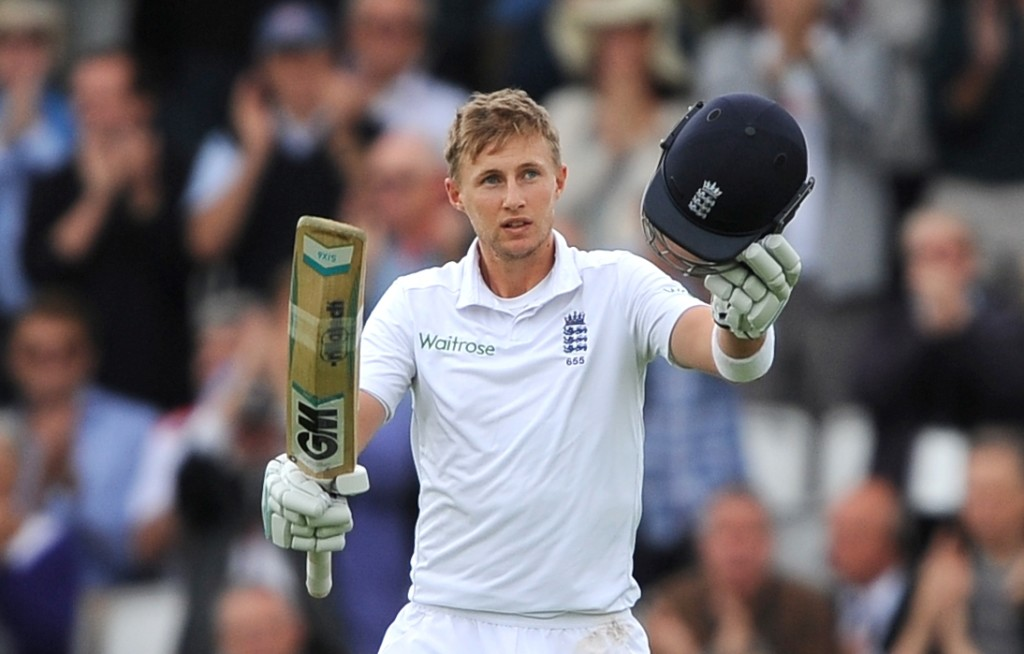 England take first-day honours