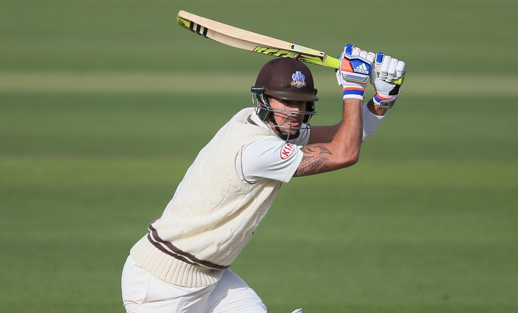 Pietersen blasts a triple ton