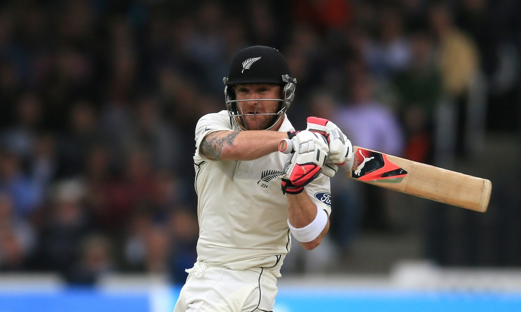 New Zealand in strong position