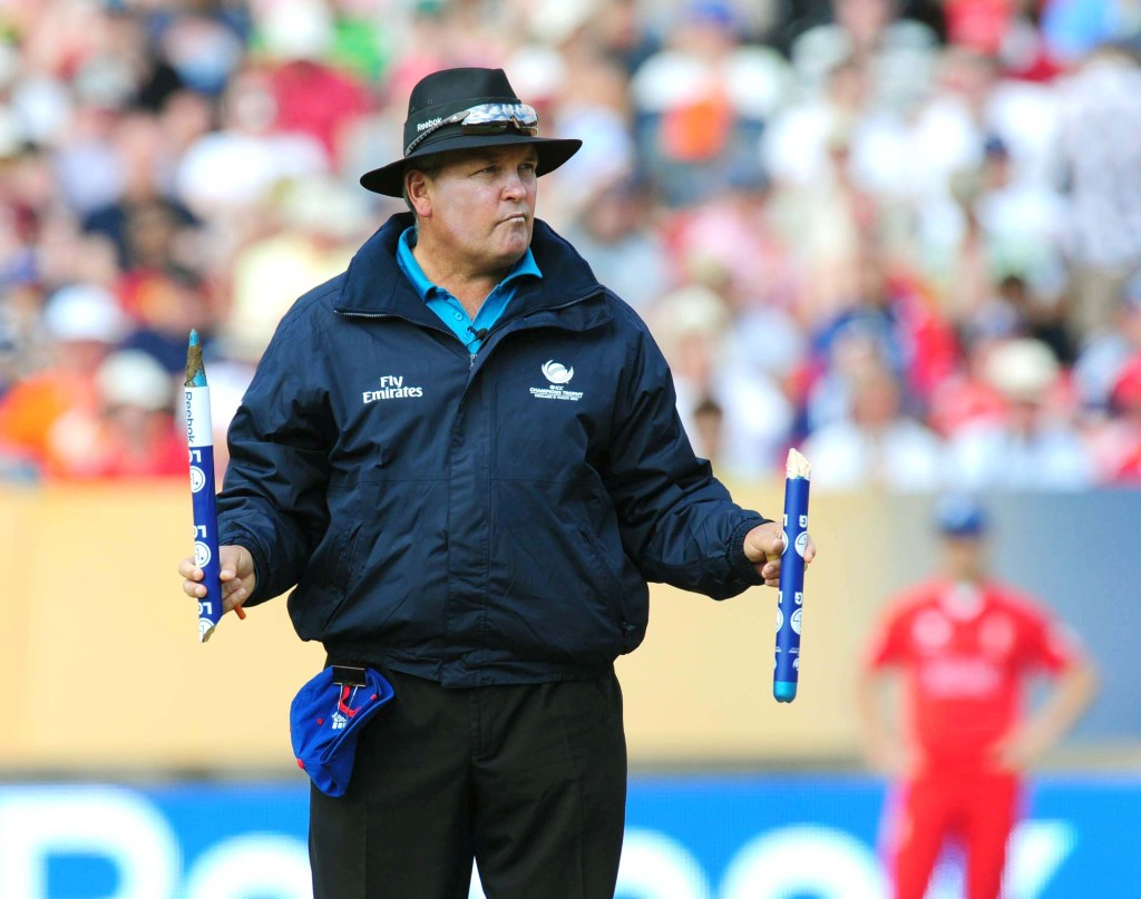 Six umpires promoted to first class panel