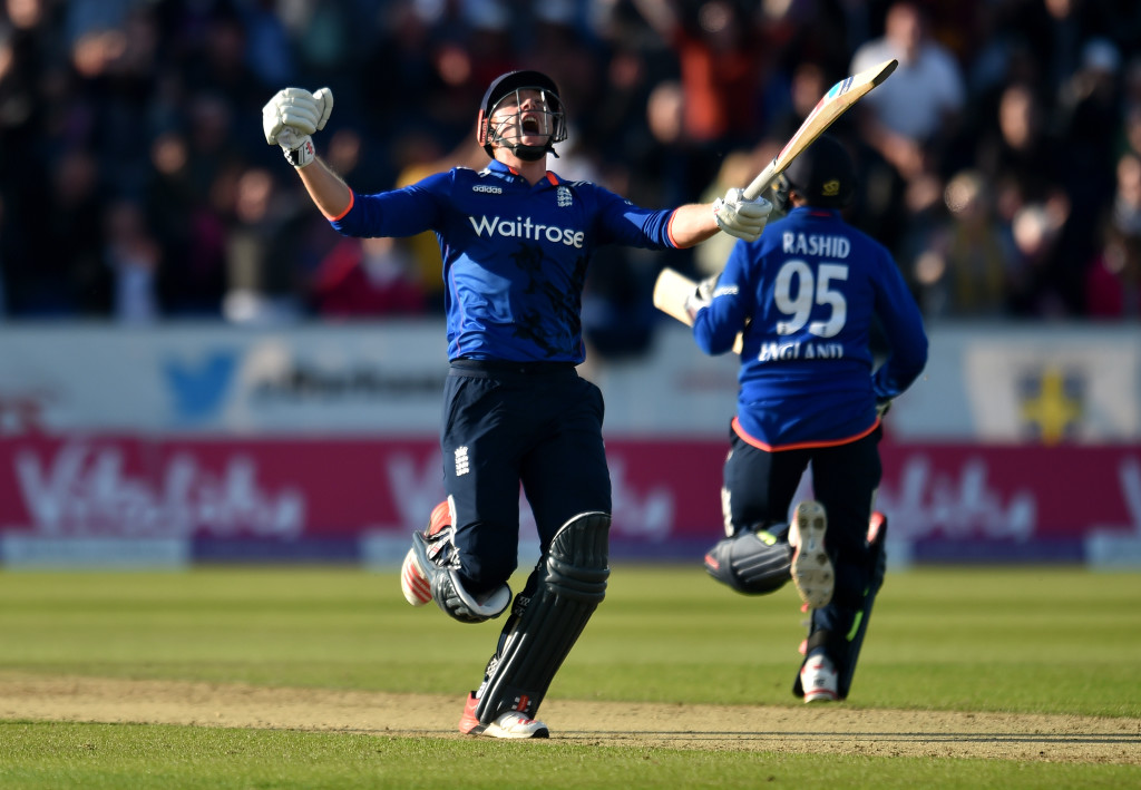 Bairstow wins series for England