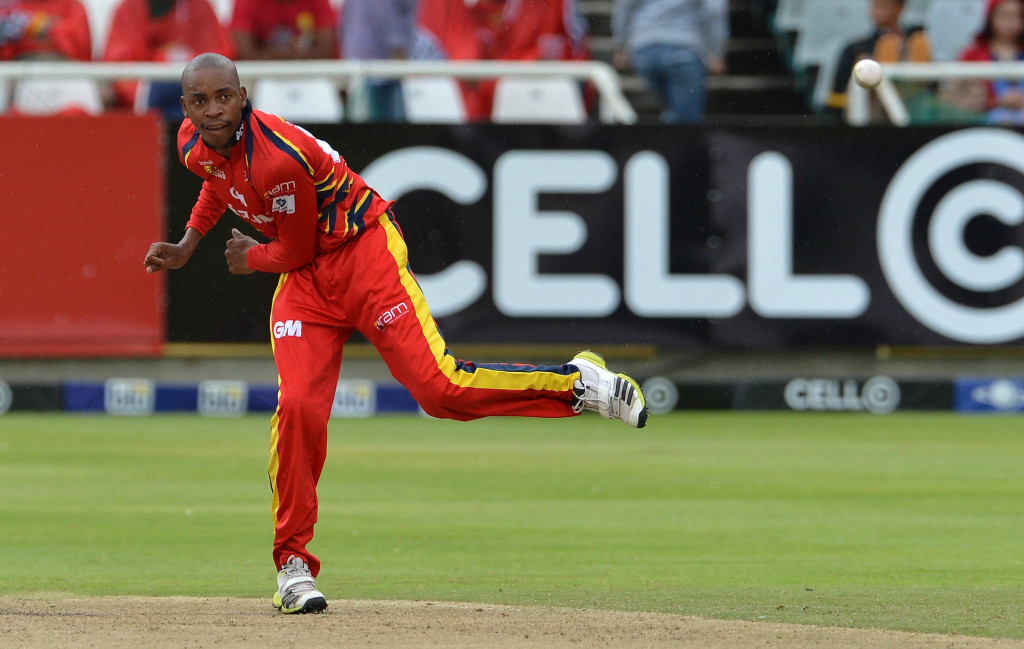 Is Phangiso really a Test spinner?