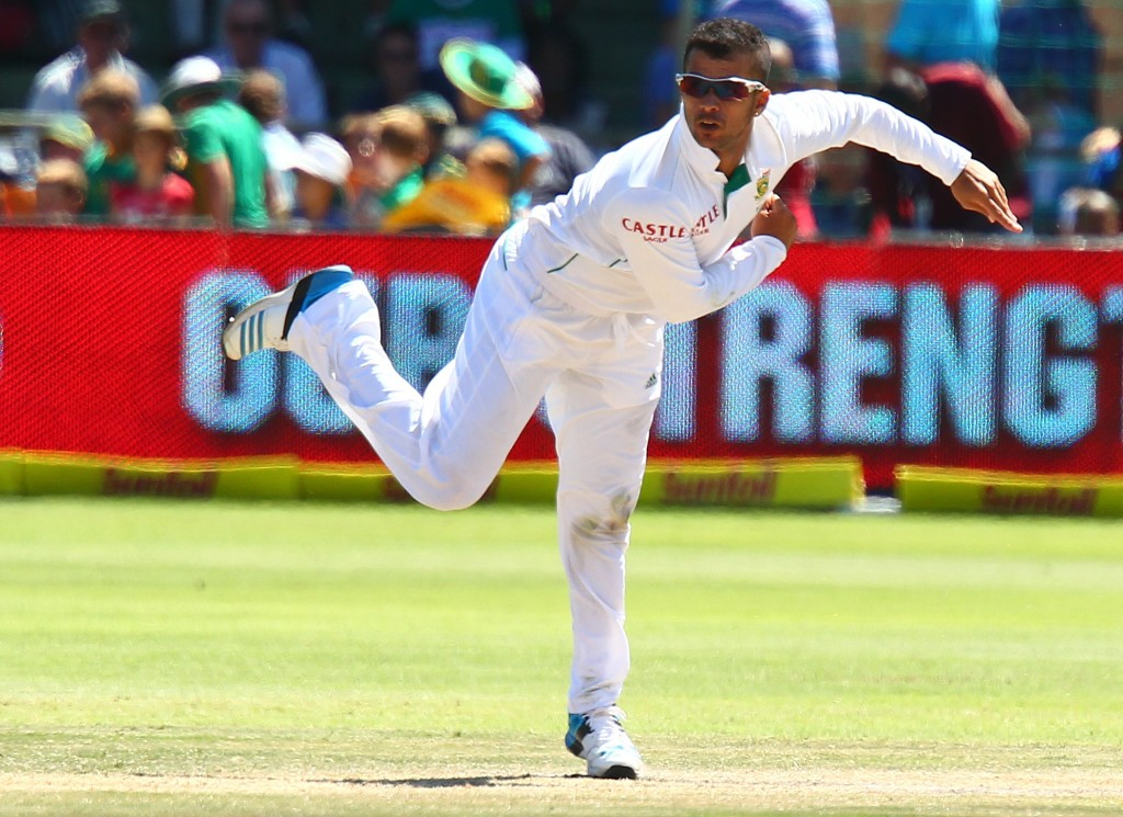 Duminy: I shouldn't be first-choice