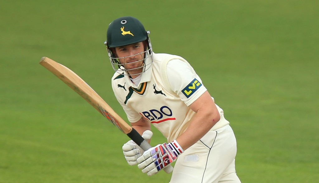 Wessels tightens Notts grip