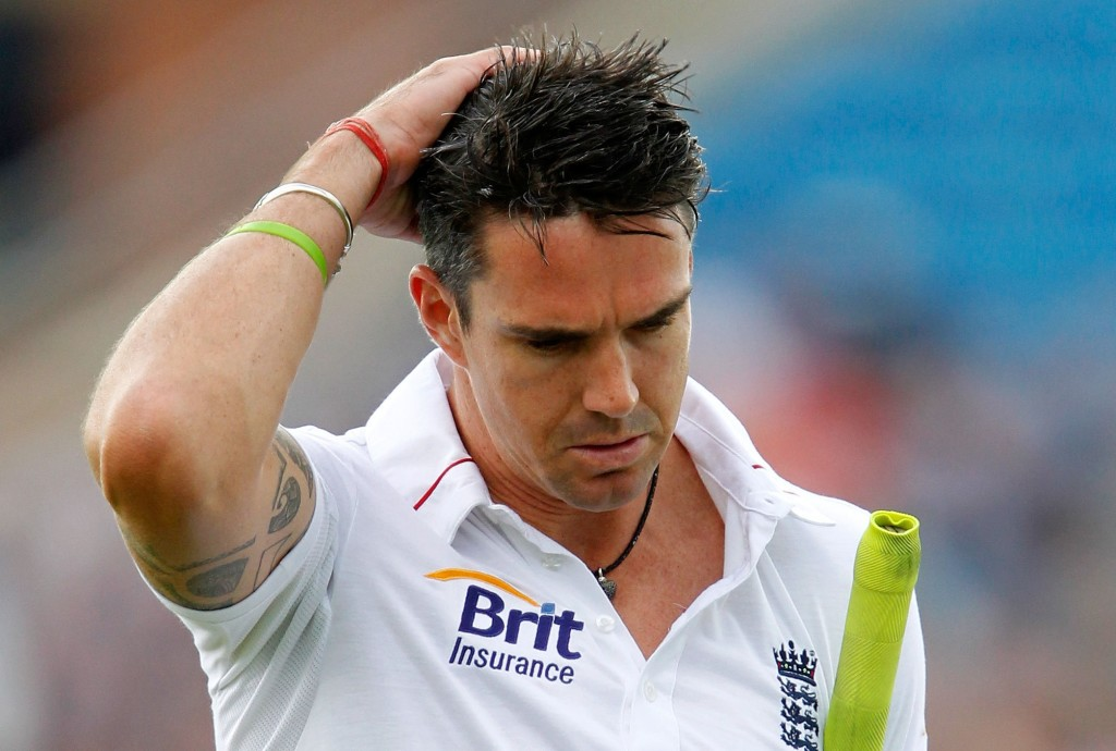 Pietersen lashes out at Ashes snub