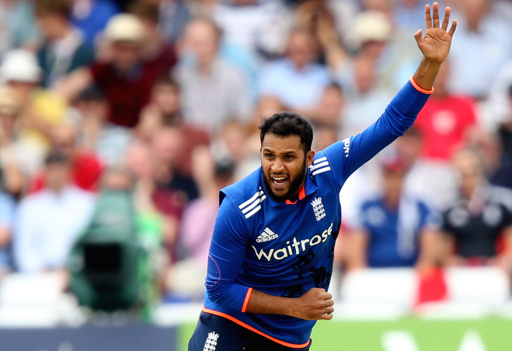 New spinner only surprise for England
