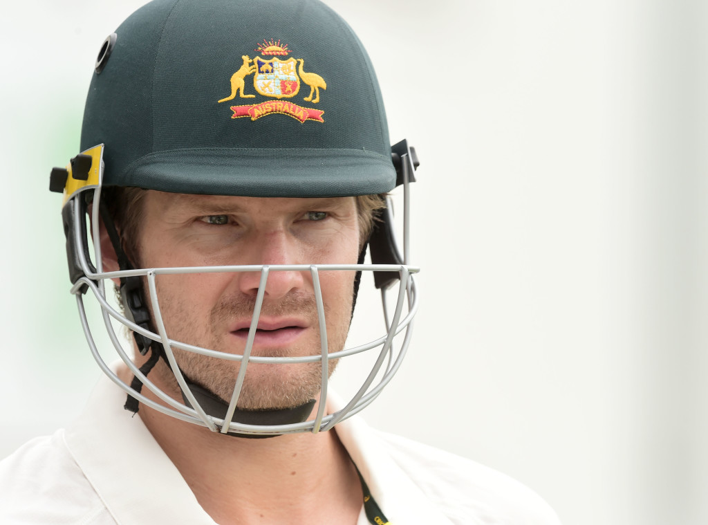 Watson takes jab at Cook's captaincy