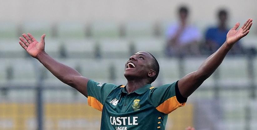 Rabada hat-trick inspires SA win