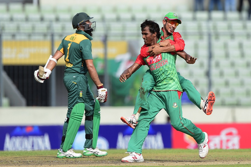 Bangladesh level series