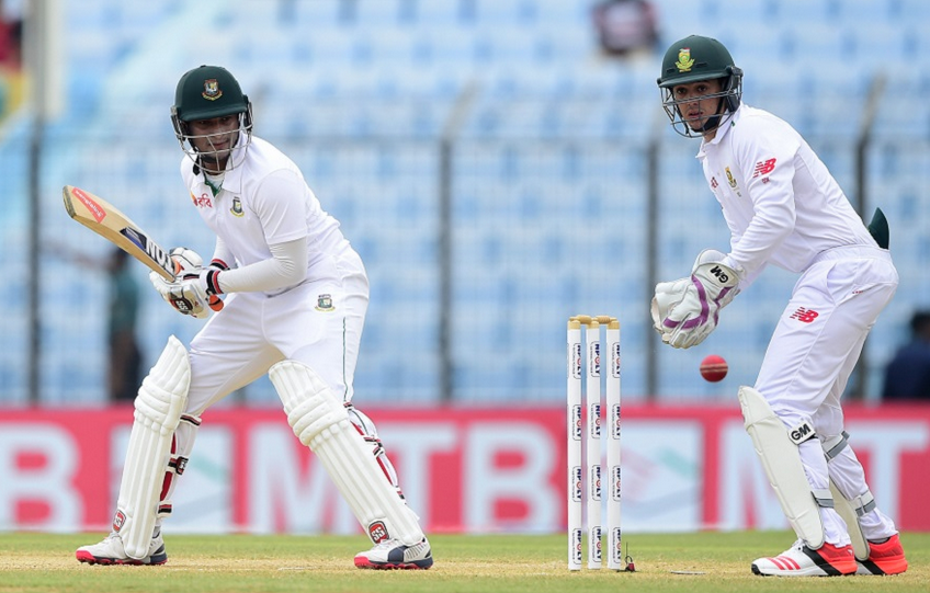 Bangladesh take the lead