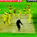 A heartbreaking run-out