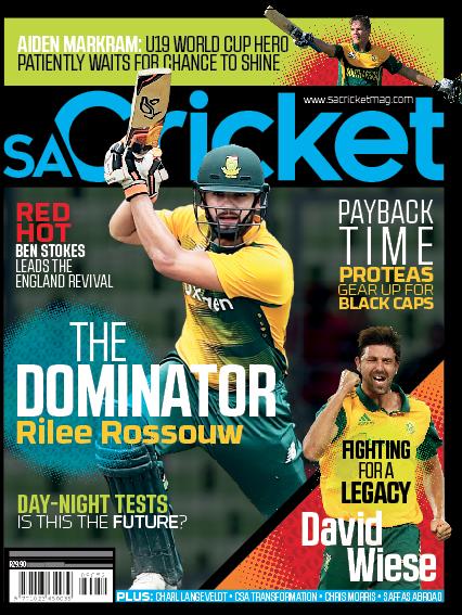 SA Cricket mag's latest edition has arrived