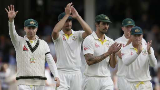 Australia seal consolation victory