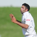 India A hold off SA spinners