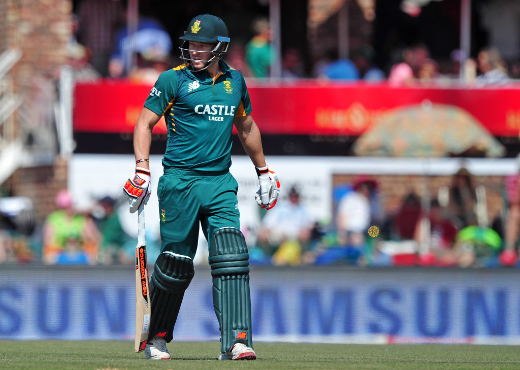 SA cancel training ahead of series decider
