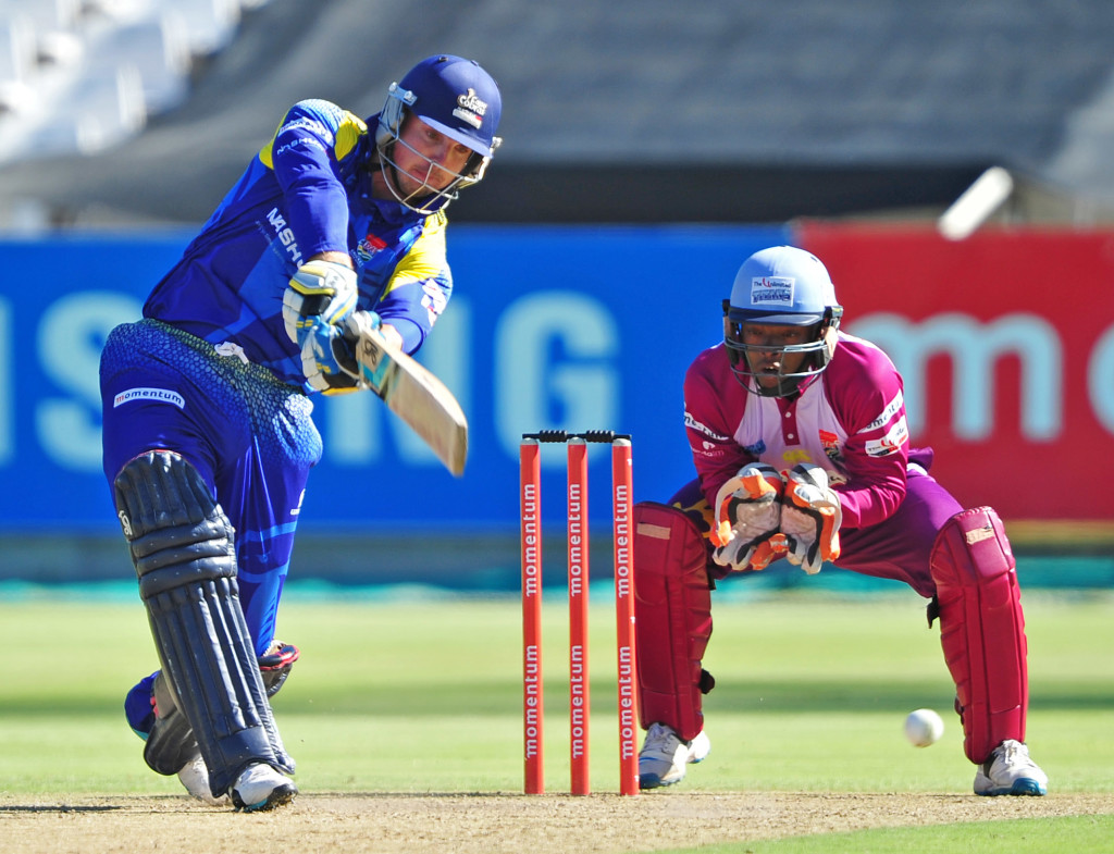 'I want to play ODI cricket for SA'