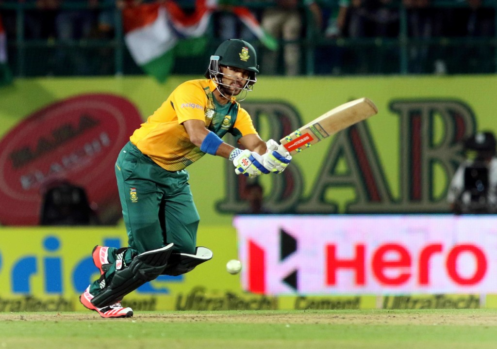 Bank on Duminy for World Cup