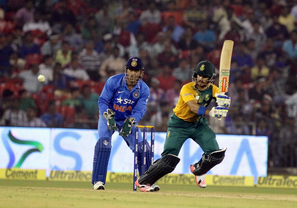 Faf praises bowlers after series win
