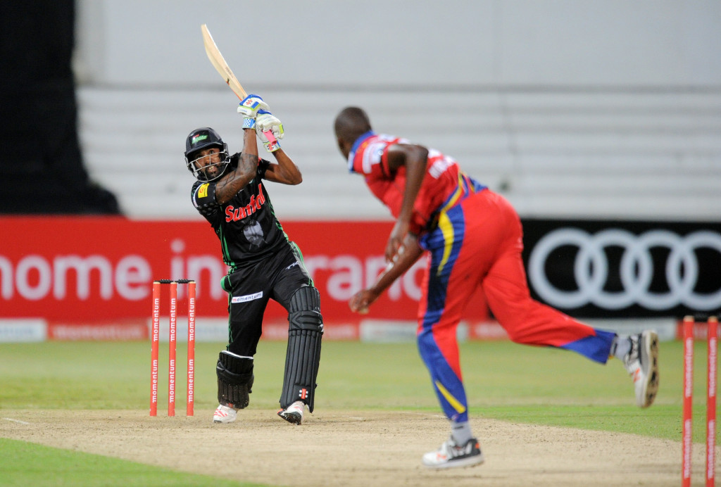 Chetty carries Dolphins home