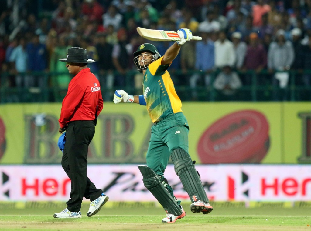 JP Duminy: I needed that