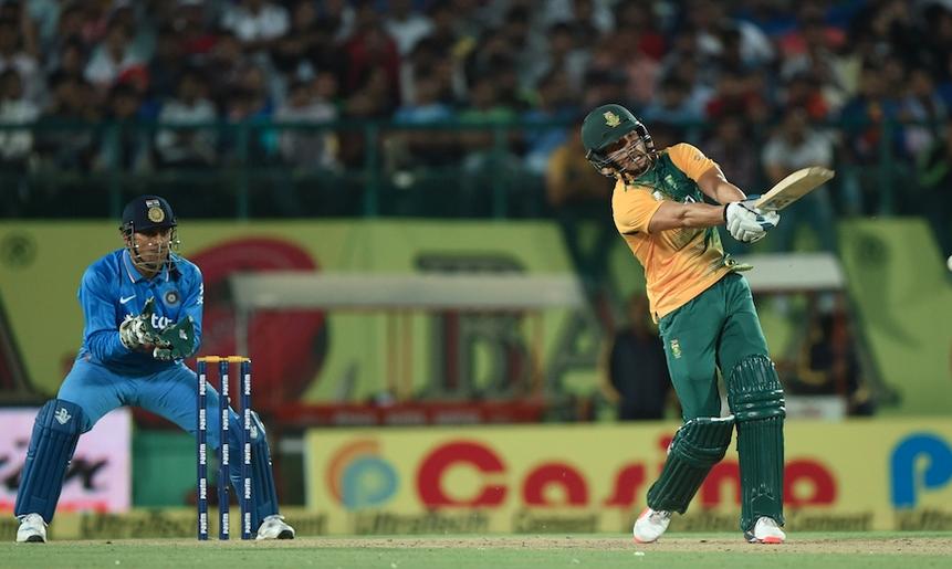 Duminy bats SA to victory