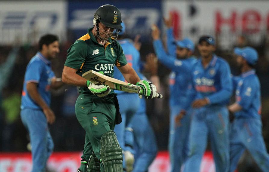 AB blames batsmen for defeat