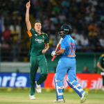 Morkel the hero as Proteas win