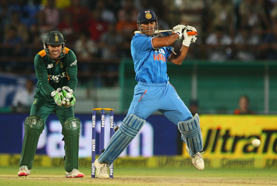 T20I recall for Dhoni