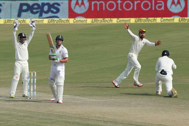 India secure first-innings lead