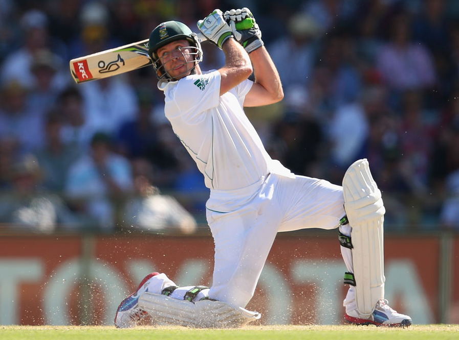 AB: Five of his best Tests
