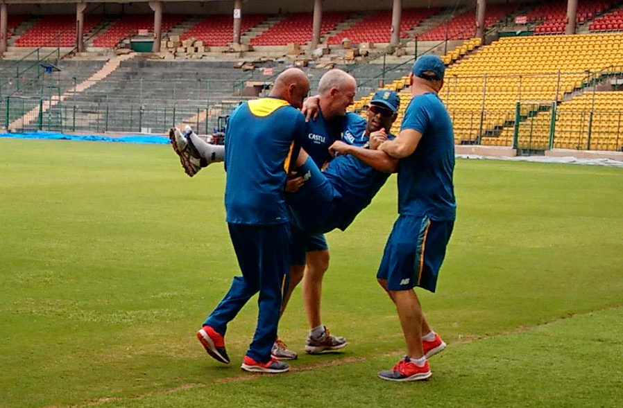 Proteas suffer injury setback