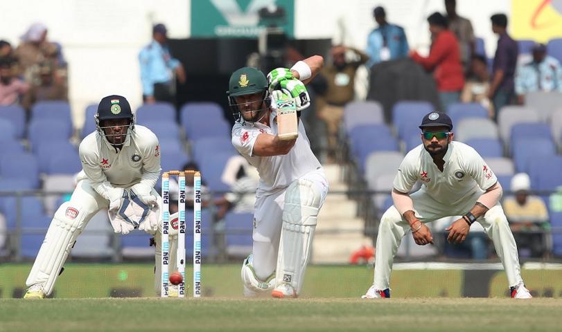 Mishra breaks SA resilience