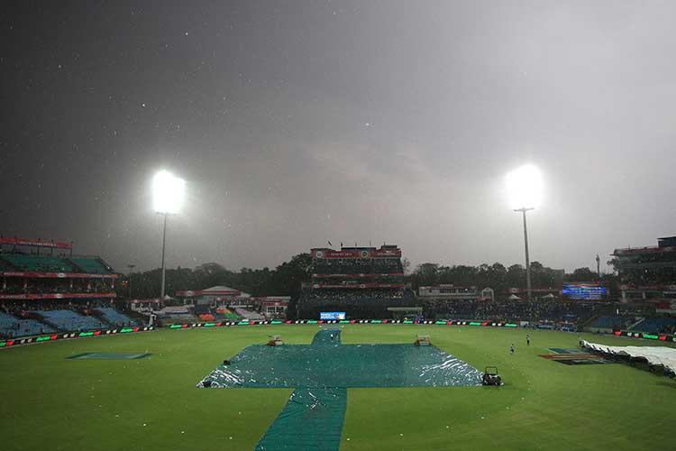Rain has final say