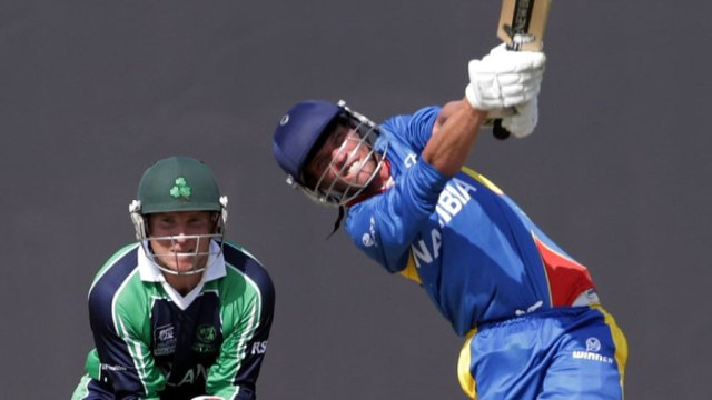 Namibia batsman dies at 25