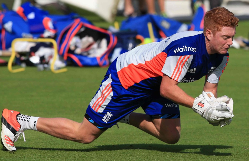 Bairstow ready to prove himself
