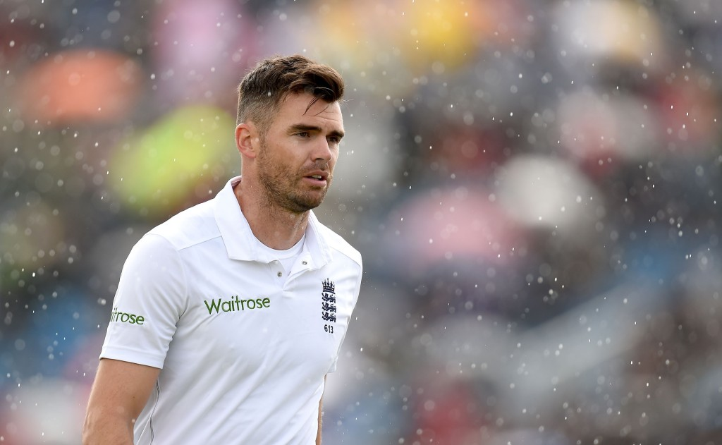 Anderson injury doubt for first Test
