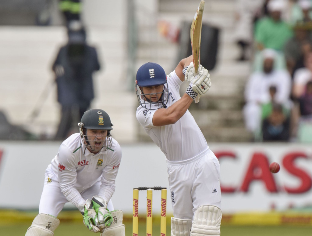 England punish errant SA