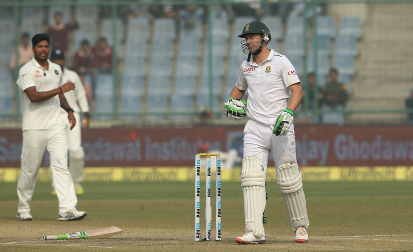 Proteas push for epic draw