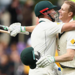 Voges, Marsh on record roll