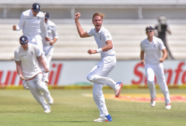 Broad expects crucial morning session