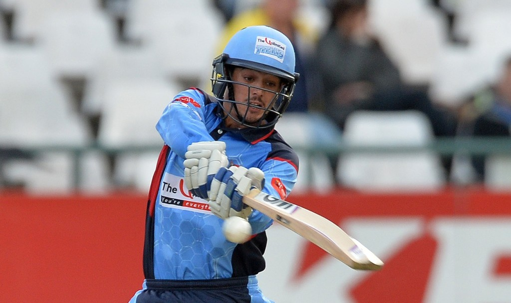 De Kock stands out