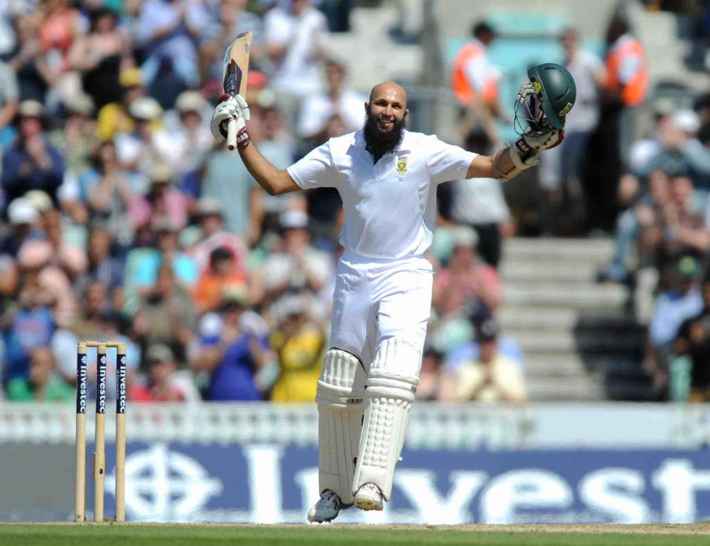 Double number four for Amla