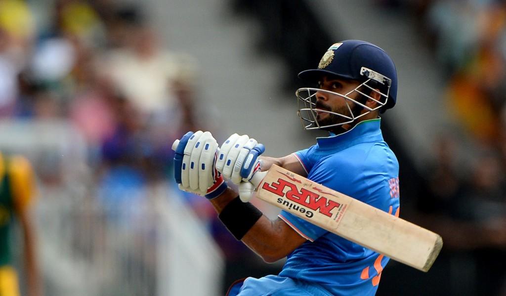 Kohli takes AB's 7 000 honour