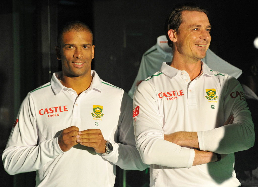 Vernon Philander and Dale Steyn