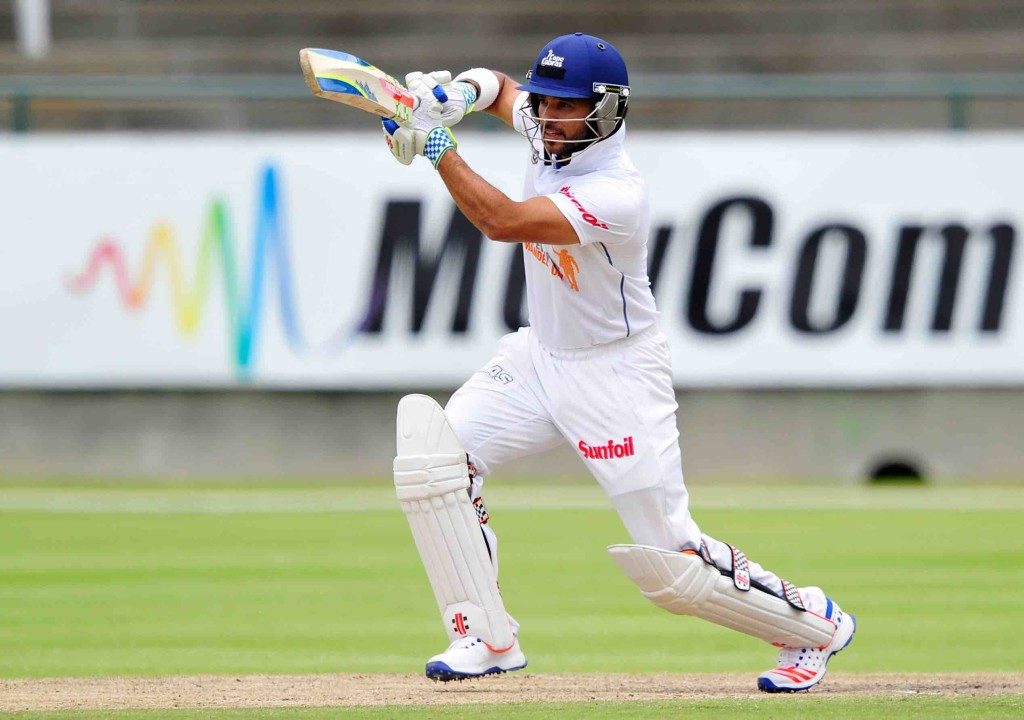 Duminy and Vilas make statements with double tons