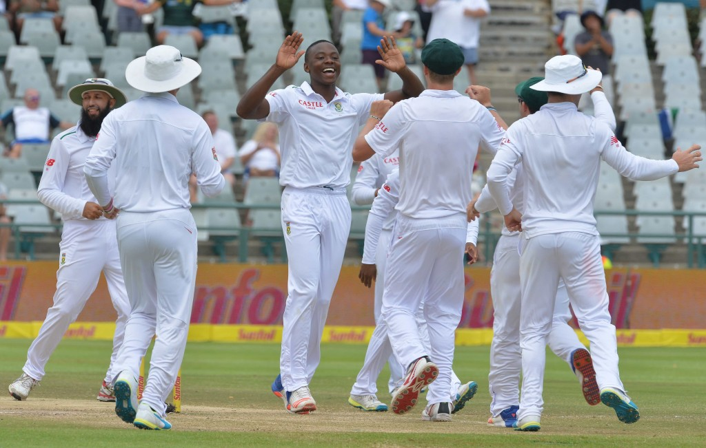 Second Test ends in stalemate