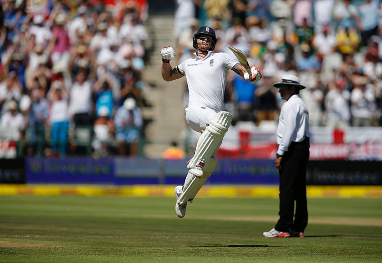 Stokes bludgeons SA to death